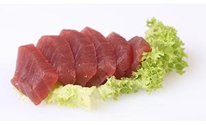 maguro sashimi 6 Scheiben