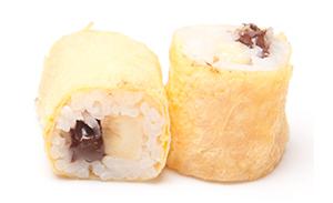 Nutella Banana Maki