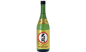 OZEKI Junmai Sake Nihonshu 375ml (Reiswein)